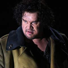 Photos: Otello at the London Coliseum