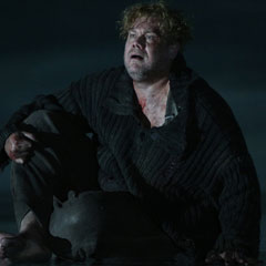 Peter Grimes at the London Coliseum. Photo: Roy Tan