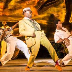Photos of The Gershwins' Porgy and Bess