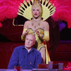 Ray Meagher in the Sydney production of Priscilla