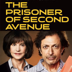 Save £9 on tickets to The Prisoner of Second Avenue starring Jeff Goldblum at the Vaudeville Theatre in London