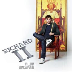 David Tennant in Richard II
