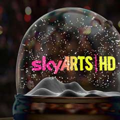 Sky Arts Stagestruck