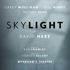 Skylight - at the Wyndham's Theatre and in cinemas