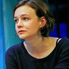 Carey Mulligan in Skylight. Photo by John Haynes