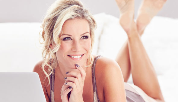 Denise van Outen in new show Some Girl I Used To Know