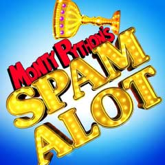Spamalot at the Playhouse Theatre