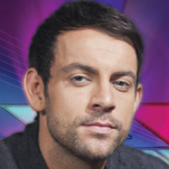 BEN FORSTER as Jesus in Jesus Christ Superstar