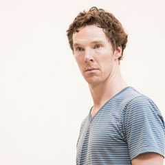 Rehearsal pictures of Benedict Cumberbatch and the cast of Hamlet