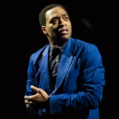 CHIWETEL EJIOFOR in Everyman