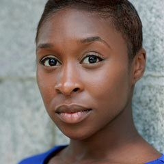 CYNTHIA ERIVO in I Can't Sing! The X Factor Musical