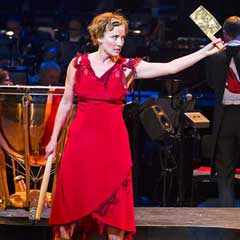 Photos: Emma Thompson and Bryn Terfel in Sweeney Todd at London Coliseum