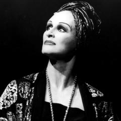 Hollywood star Glenn Close considering Sunset Boulevard at the London Coliseum.