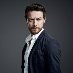 James McAvoy to star in The Ruling Class. Photo: Jay Brooks
