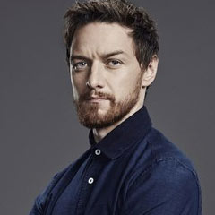 JAMES McAVOY in The Ruling Class