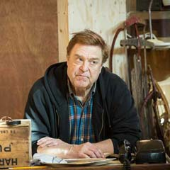 Video: American Buffalo interview with Damian Lewis, John Goodman, Tom Sturridge and Daniel Evans