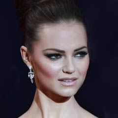 Kara Tointon. Photo: © Roy Tan