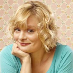 Martha Plimpton as Virginia Chance in Raising Hope