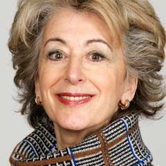 Maureen Lipman to join the cast of Harvey