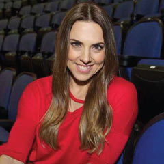 MELANIE C in Jesus Christ Superstar