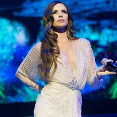 Nadine Coyle in Lord of The Dance
