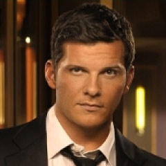 NIGEL HARMAN in I Can't Sing! The X Factor Musical
