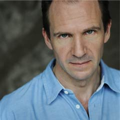 RALPH FIENNES in The Tempest