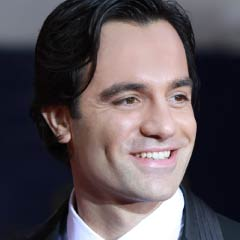 RAMIN KARIMLOO, star of Les Miserables. Photo: © Roy Tan