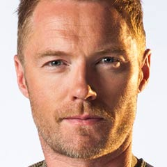 RONAN KEATING in Once The Musical