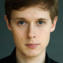 SAMUEL BARNETT in Rosencrantz and Guildenstern are Dead