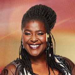 SHARON D CLARKE in Ghost The Musical