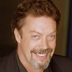 TIM CURRY in Rosencrantz and Guildenstern are Dead