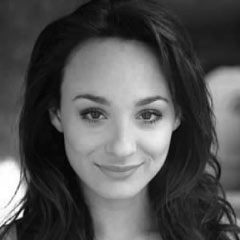 VICTORIA HAMILTON BARRITT in Flashdance The Musical