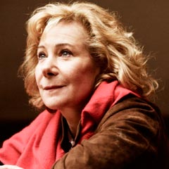 ZOE WANAMAKER in Passion Play