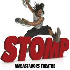 Stomp tickets at the Ambassadors Theatre