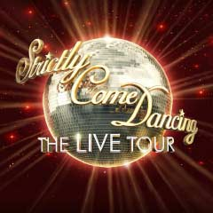 Strictly Come Dancing The Live Tour 2015