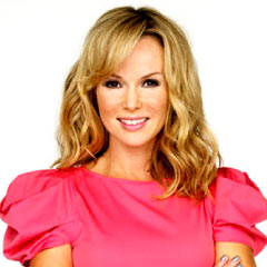 Amanda Holden, host of SUPERSTAR on ITV1