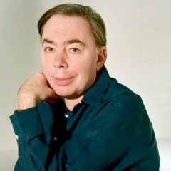 Andrew Lloyd Webber, leading the search on ITV's SUPERSTAR