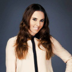 Melanie C, a judge on ITV's SUPERSTAR