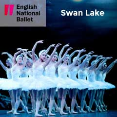 Swan Lake at the London Coliseum