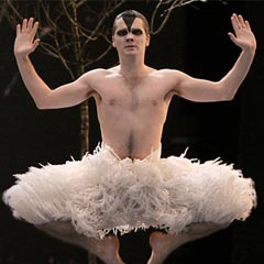 Matthew Bourne's Swan Lake. Photo: Roy Tan