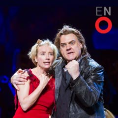 Bryn Terfel and Emma Thompson to star in Sweeney Todd in London
