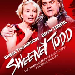 Sweeney Todd at the London Coliseum