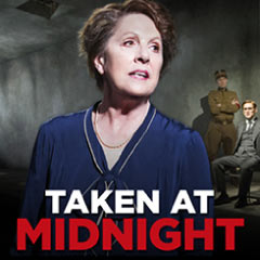 Taken at Midnight starring Penelope Wilton at the Theatre Royal Haymarket