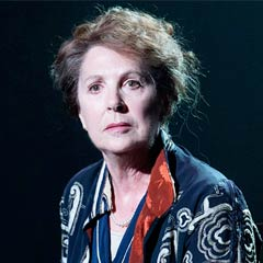 Penelope Wilton in Taken At Midnight