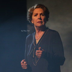 Photos: Taken at Midnight starring Penelope Wilton at the Theatre Royal Haymarket