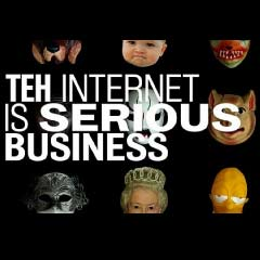 Teh Internet Is Serious Business at the Royal Court Theatre