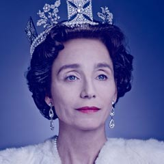 Photo First Look: Kristin Scott Thomas as The Queen