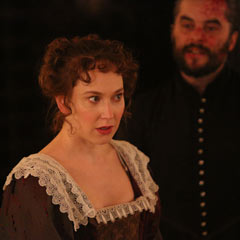 Photos: The Changeling at the Sam Wanamaker Playhouse