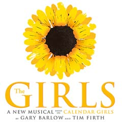 The Girls inspired by Calendar Girls & featuring songs by Gary Barlow
